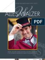 Alles Walzer Hotelmagazin 2011/2012