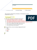 Prctice Final Exam Ccna1
