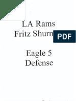 85 LA Rams Eagle 5