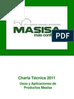 Charla Tecnica 2011
