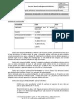Criterios de EV. de FÍSICA Y QUÍMICA 3º Y 4º ESO