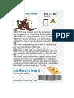 Labels Respira A5 Ed3