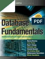 Database Fundamentals