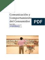 Comunicación y Comportamiento del Consumidor