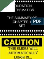 Interactive Math Set