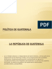 diaqpositivas politica guatemala