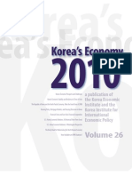 Korea's Economic Stability and Resilience in Time of Crisis