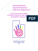 Comprehensive Resource Directory for HIV/AIDS and Hepatitis C