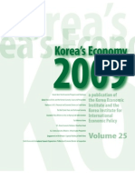 The Wall Street Panic and the Korean Economy