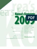 Impact of the U.S. Financial and Economic Distress on South Korea