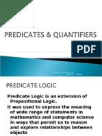Predicates & Quantifiers