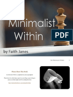 The Minimalist Within