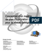 Conception d'un modèle de plan d'intégration des TIC pour le réseau collégial