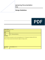 Radio Planning Design Guidelines (RDU-0008-01 V1.11)