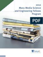 2012 Media Fellows