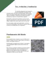 Diseño gráfico, evolucion y tendencias