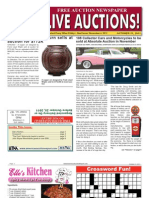 The Auction Report 10.21.11 Edition