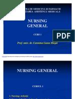 Nursing General -Curs 1 ere