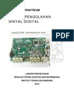 Petunjuk Praktikum EL-3192 PSD (2010)