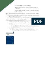 Actualizaciones en Normativas Contables (NIIF Para Grandes Entidades