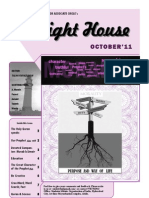 October'11 LIGHTHOUSE