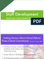 Staff Development Presentation