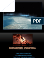 Contaminación atmosférica ECCI