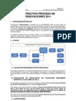 Instructivo Proceso de Renovaciones 2011 (1)