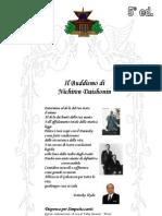 Il Buddismo di Nichiren Daishonin - 5ed dispensa simpatizzanti