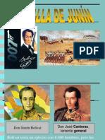 Bolivar y La c. a de Lnorte