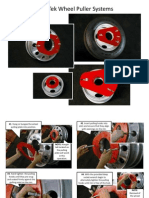 Pneu-Tek Wheel Puller How To