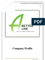 Abetter Live Company Profile
