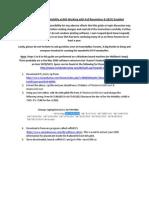 ATI Mobility x1400 OSx86 Guide
