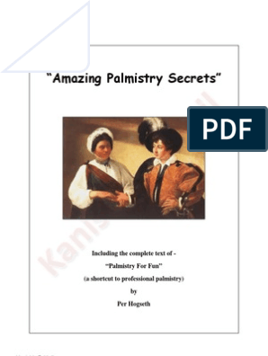 Palmistry Secrets | Thumb | Hand