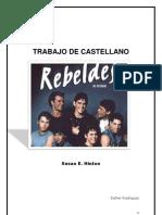 REBELDES (Trabajo de castellano-refuerzo usee)