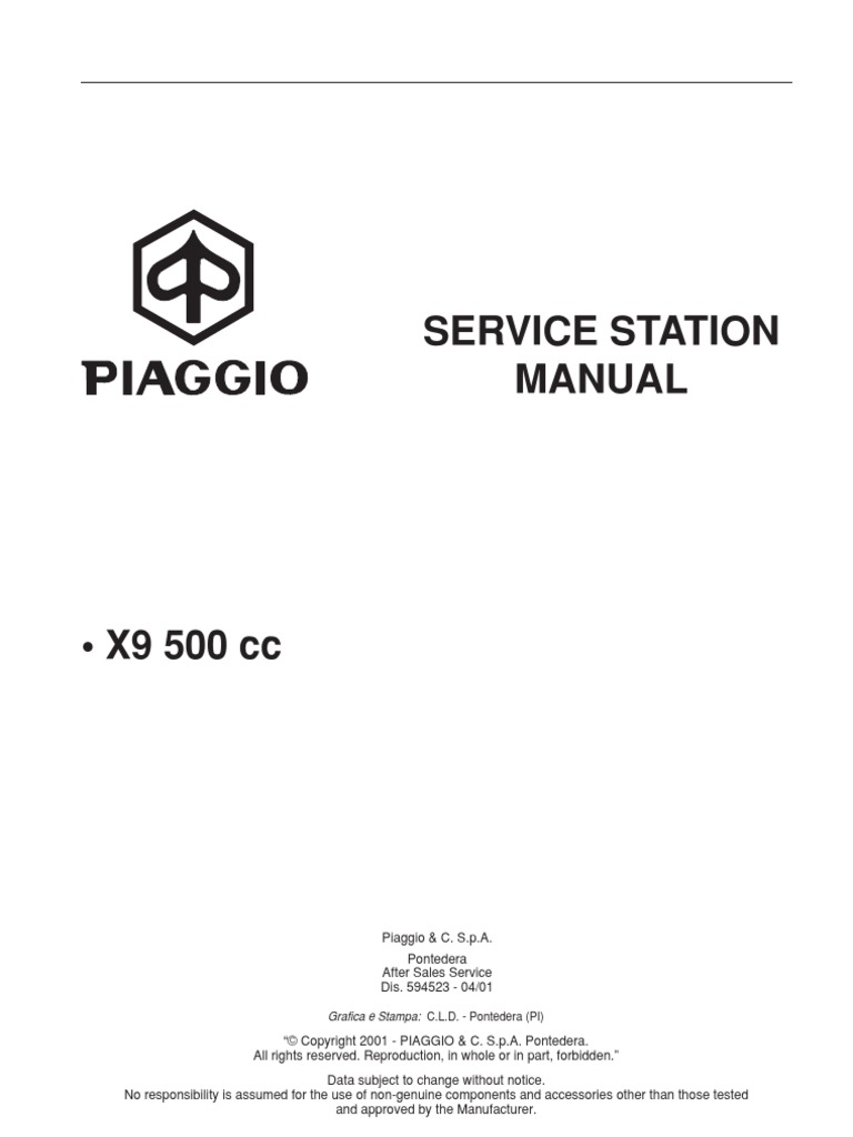 1509920084 piaggio x9 workshop manual internal combustion engine nut piaggio x9 500 wiring diagram at pacquiaovsvargaslive.co