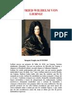 Gottfried Wilhelm Von Liebniz