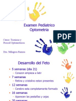Examen Pediatrico