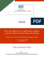 Analyse Du Btc Burkina