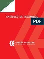 Catalogo refacciones Schwing