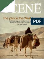 Afghan Scene Magazine October 2011