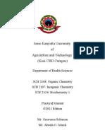 Laboratory Manual 2