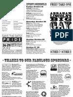 Big, Gay Bloomington Weekend Guide!