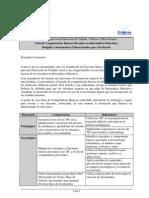 GUIA DE COMPETENCIAS BASICAS DOCENTES