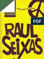 RAUL SEIXAS Songbook - EASY PLAY - Partituras Facilitadas 44