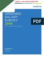 SalarySurvey Green Biz Professionals