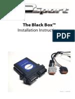 Black Box Installation 1.1 - RDSport (Email Version)