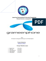 Recruiting and Selection Process of Grameenphone