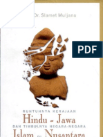 Runtuhnya Kerajaan Hindu-Jawa dan Timbulnya Negara-negara Islam di Nusantara