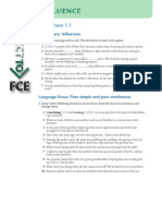Direct to FCE Worksheets